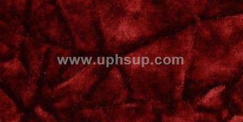"CVE1001 Crush 54"" Burgundy Nylon Velvet x 1 yd. (PER YARD)"