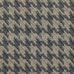 "HTF07 Fabric Houndstooth #07-7298920 Charcoal  57"" Wide (PER YARD)"