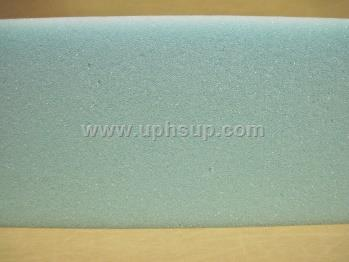 "JB02024082 Foam #2050 High Quality Firm (Blue) 2"" x 24"" x 82"" (PER SHEET)"