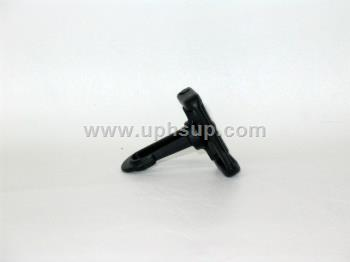 "MBP34-10R Buckle, Delrin Snap Hook 1"" black  100 pcs. (PER BOX)"