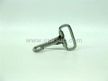 "MBP67-05R Buckle, Stainless Steel Snap Hook 1""  100 pcs. (PER BOX)"