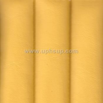 "MPSQ012103 ROLL AND PLEAT Vinyl-Marine, #12103 Seaquest-Lemon  54"" X 1 Yd."