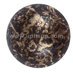 "DN6871OGSD5/8 DECORATIVE NAILS-Old Gold Speckled Dark, 5/8"" diameter, 250 pcs. (PER BOX)"