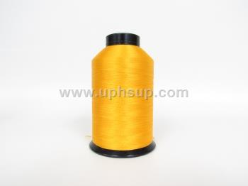 THVP606 VISION OUTDOOR EMBROIDERY THREAD #606-Marigold 5500 YDS. POLYESTER SIZE 40