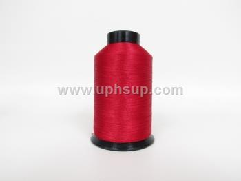 THVP610 VISION OUTDOOR EMBROIDERY THREAD #610-Jockey Red 5500 YDS. POLYESTER SIZE 40