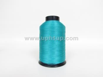 THVP630 VISION OUTDOOR EMBROIDERY THREAD #630-TEAL 5500 YDS. POLYESTER SIZE 40